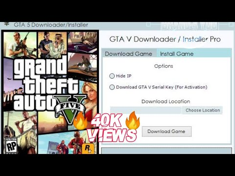 GTA 5 Activation Key Code And How To Play Gta 5 Game And Proper Guide. Hindi Urdu 2019