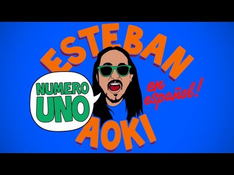 Con Lil Jon - Steve Aoki es Esteban Aoki - Numero Uno Thumbnail image