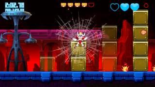 Mighty Switch Force! 2, Wii U, My Quick 1st Go.