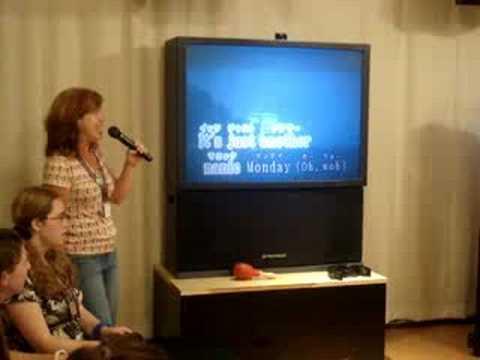 P2P Japan 08-Lori Sings