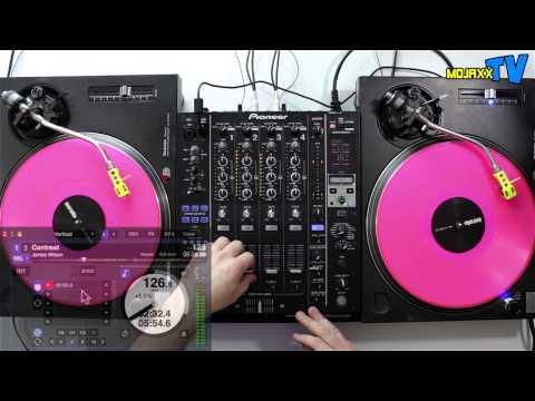 Pioneer DJM-900 SRT Serato DJ Mixer Demo & Walkthrough DJM-900SRT