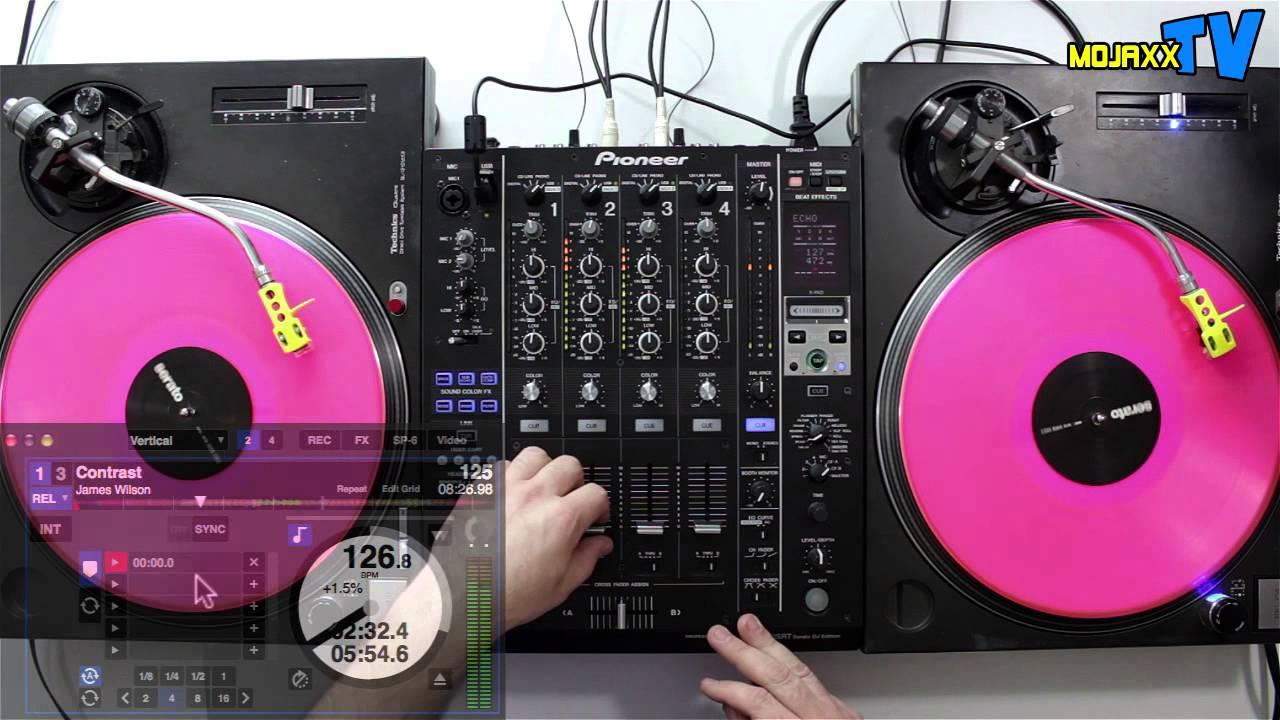 Drivers Pioneer DJM-900SRT Serato DJ Edition DJ Controller