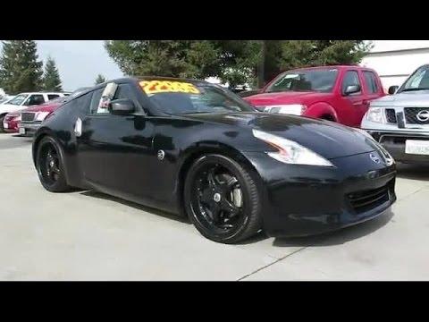 Nissan Of Clovis >> 2010 Nissan 370z Fresno Merced Clovis Madera Youtube