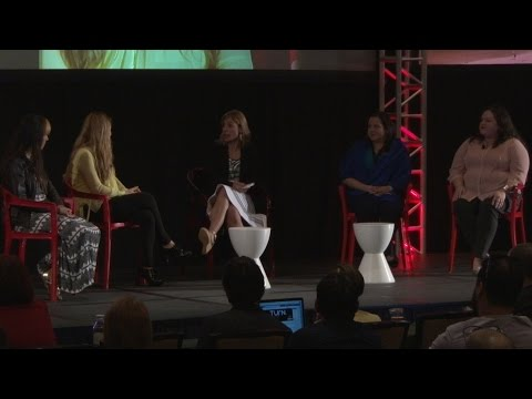 "H3 2015: Panel - ""Women Making Waves"""