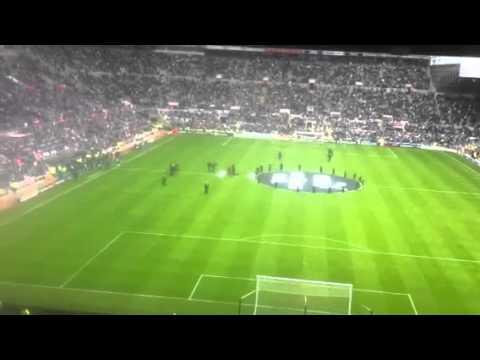 Newcastle 5 Sunderland 1 Pre-Match