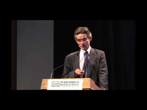 19 - Conférence Sécurité Maritime 2012 - Satellite comme moyen de lutte par J.-Y. Lebras