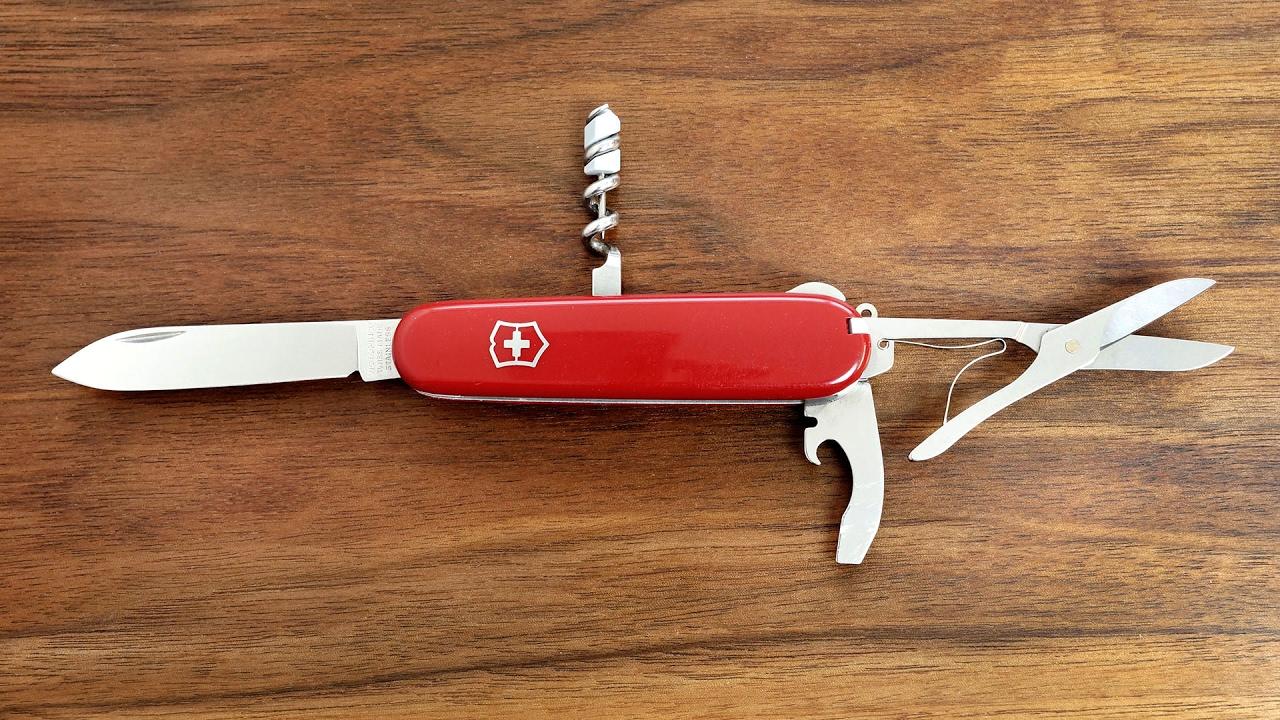 1.3405 Victorinox Compact Taschenmesser
