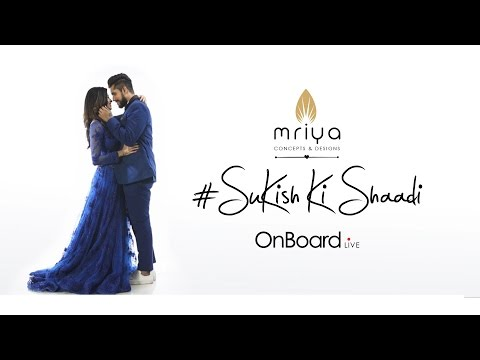 #SuKishKiShaadi     Episode 1 - Jab #SuKish Met     OnBoard Live