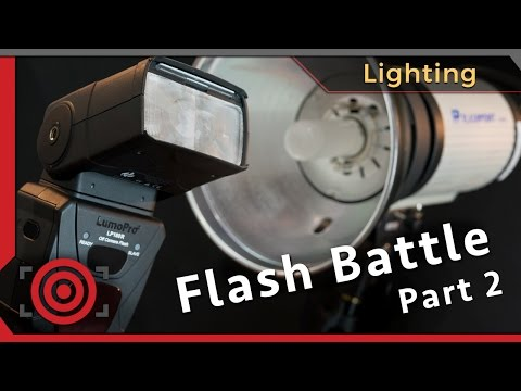 Off Camera Flash - Guide Numbers and Watt Seconds-   Strobist Photography Tutorial #3