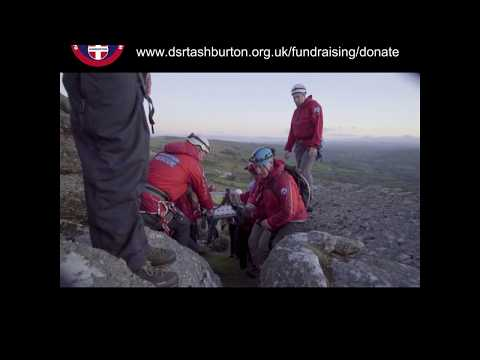 Dartmoor Search and Rescue Ashburton Volunteers, on-call, helping those in need