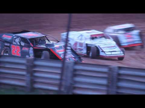 2/2 ABC Raceway  5/13/17 Jeff Spacek Modified Heat Race