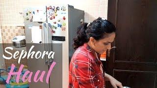 Susral se Kon a raha hai meray ghar? Sephora Mini Haul | Urdu Vlogs