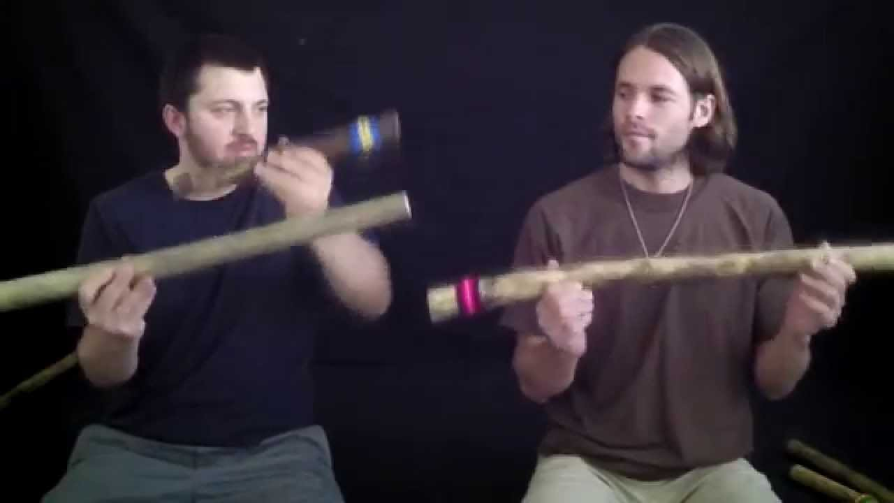Download Heartwood Chilean Cacus Rainstick Video Demonstration