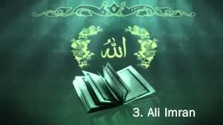 Surah 3. Ali Imran - Sheikh Maher Al Muaiqly 1/6