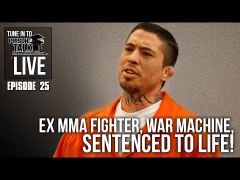 Ex MMA Fighter, War Machine, Sentenced to life! - Prison Tal