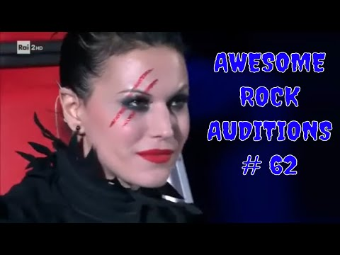 Top 5 Awesome ROCK AUDITIONS Worldwide #62