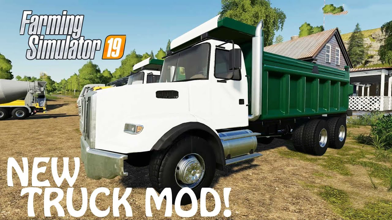 New Cars Truck In Farming Simulator 2019 How To Get The Mods Ps4 Xbox One Pc Youtube