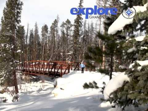 Nordic Skiing: Explore Grand County on TV18