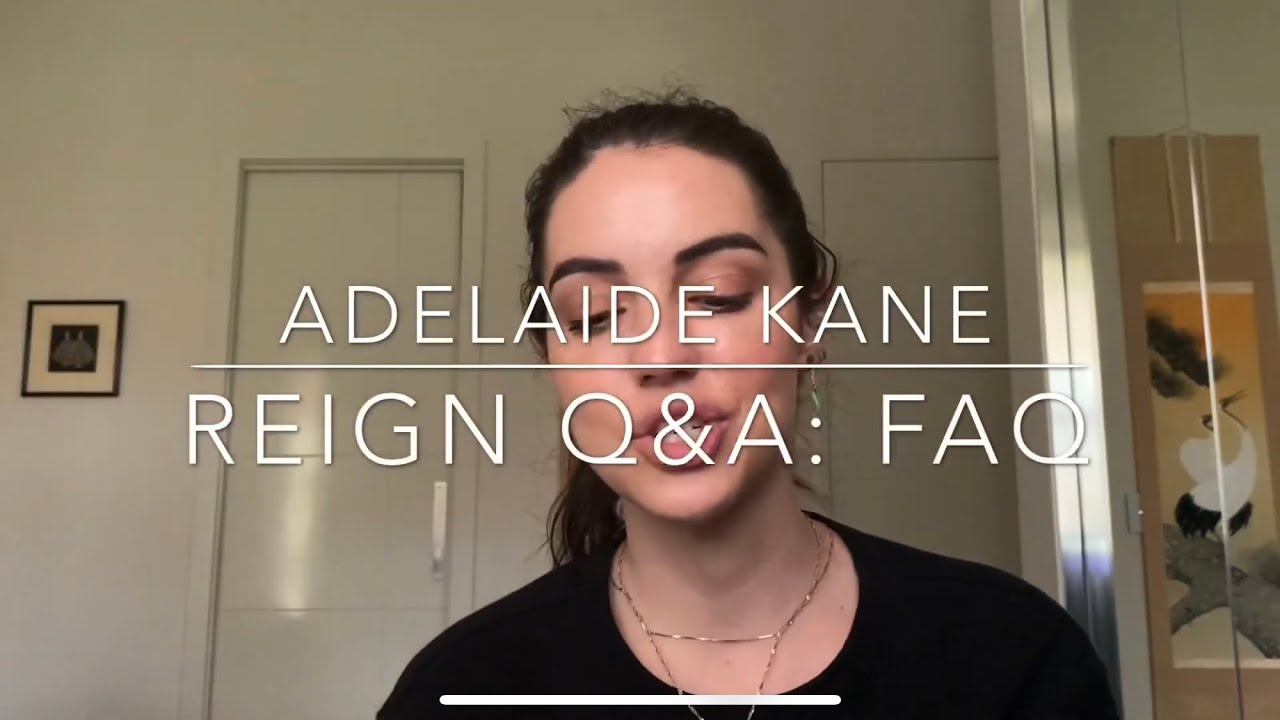 Reign Q&A: FAQS