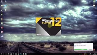 Как установить виртуальную машину VMware Workstation 12 Player(VMware: https://my.vmware.com/en/web/vmware/downloads Подробные обзоры о том как зарегистрироваться и как зарабатывать на SEO sprint..., 2016-05-08T22:03:10.000Z)