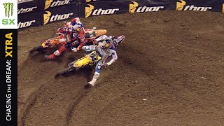 Dungey vs Roczen Chasing the Dream - Xtra Episode 1