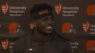 Video Jabrill Peppers: I'm happy I can get back out there download MP3, 3GP, MP4, WEBM, AVI, FLV November 2017