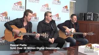 Rascal Flatts - Happy Birthday and My Wish (Acoustic)