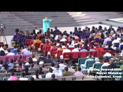 Prayer Mistakes - Bishop Dag Heward-Mills