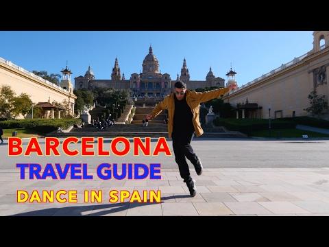 BARCELONA TRAVEL GUIDE / DANCE IN SPAIN
