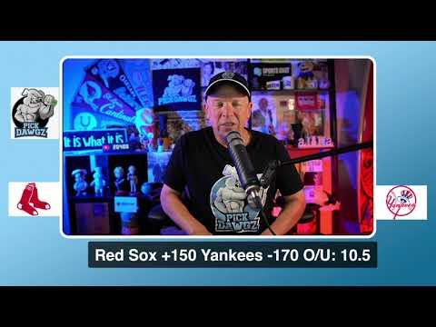 New York Yankees vs Boston Red Sox Free Pick 9/18/20 MLB Pick and Prediction MLB Tips