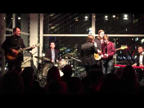 Tom Schilling & the Jazz Kids - C2H6O live in der Audi Berlinale Lounge