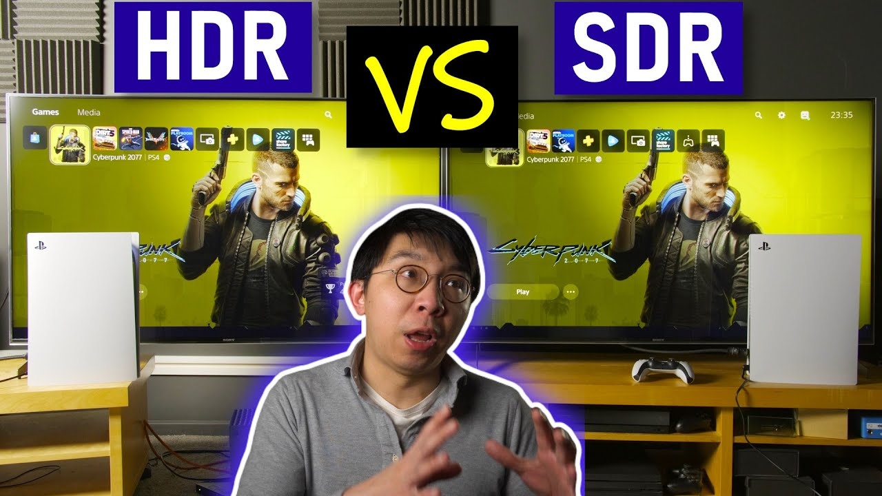 Cyberpunk 2077 HDR vs SDR Comparison after Patch 1.05: Which is Better?