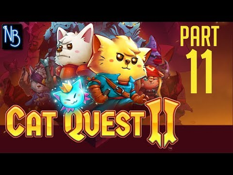 Cat Quest 2 Walkthrough Part 11 No Commentary |