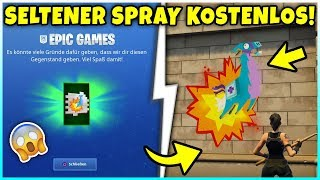 GET FREE LAMA SPRAY! (Very simple) That's how it works! - Fortnite Battle Royale