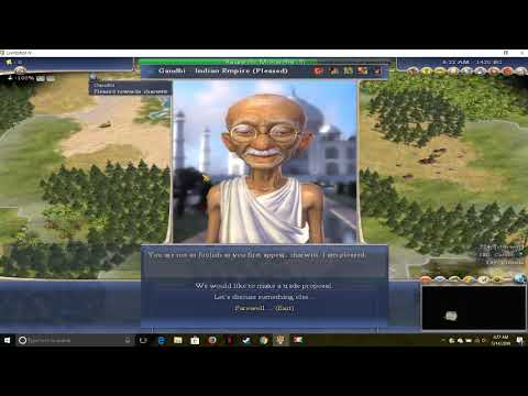 Sid Meier's Civilization 4 pt.1 |