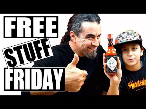 Free Stuff Friday | Tabasco Scorpion Sauce Giveaway
