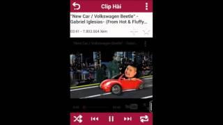 [Ứng dụng Android] - Clip Hài Hước trên Android - Xem Video Hài cực hay