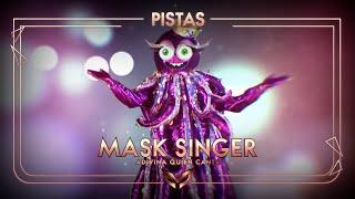 Las pistas del Pulpo | Pista 1 | Mask Singer: Adivina quién canta