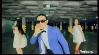 Yerbolat VS Gangnam Style