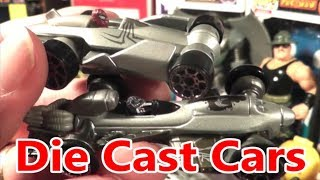 Spider-Man 3 Die Cast Cars Toy Review (MGA 2007) The No Swear Gamer