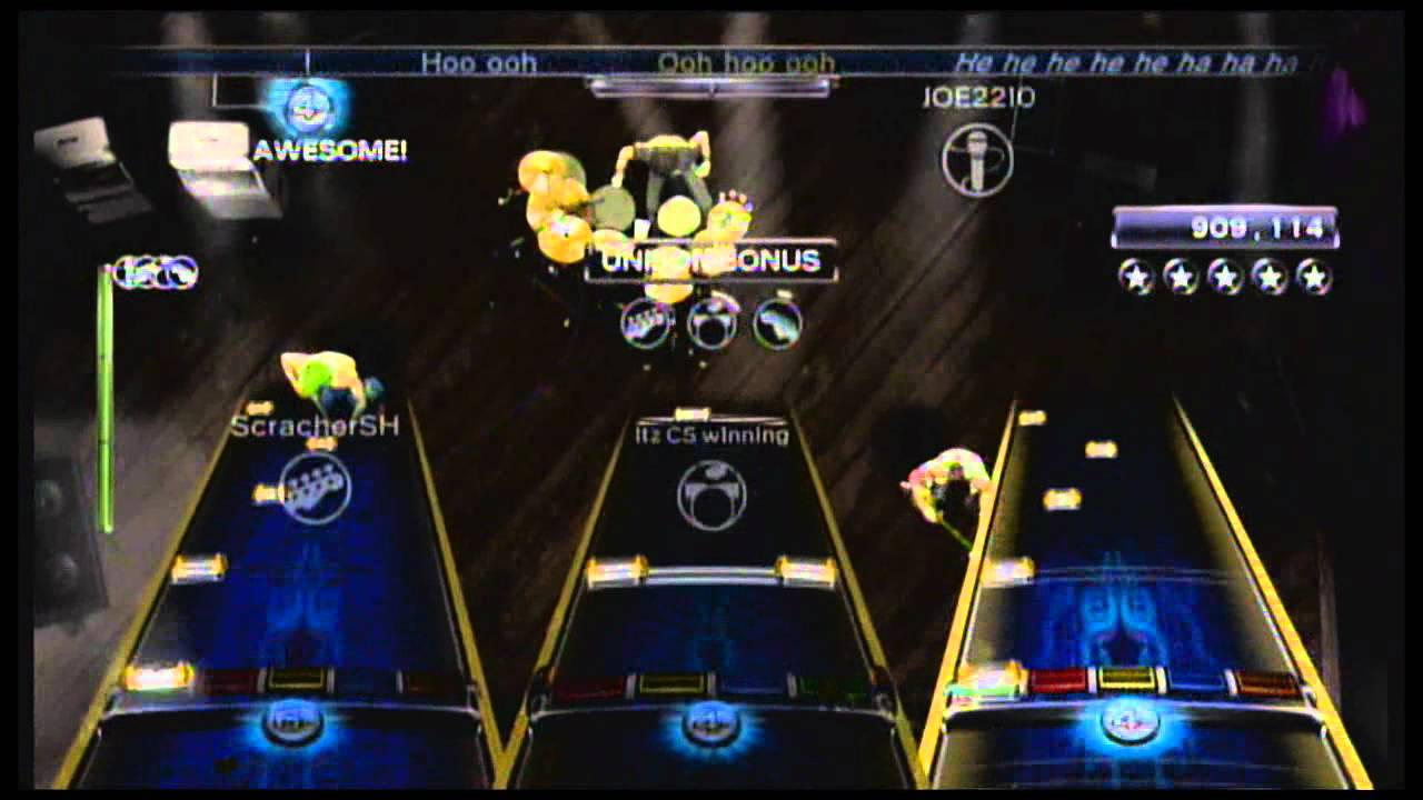 Burn it to the Ground by Nickleback - Full Band FC #907