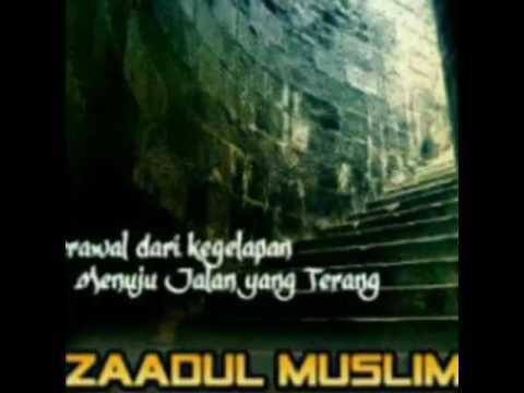 Kumpulan Kata Kata Zaadul Muslim Terfavorit Lengkap Eja Kata