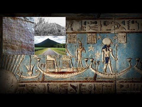 Is this proof an Egyptian pyramid is...