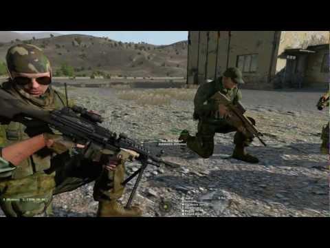 The Australian Badass Part 1 - ArmA2 (MilGO) NSFW