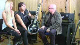Black Country Rock Show - Full Interview with Tony Clarkin