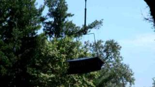 Bird's Choice Squirrel Proof Feeder.avi