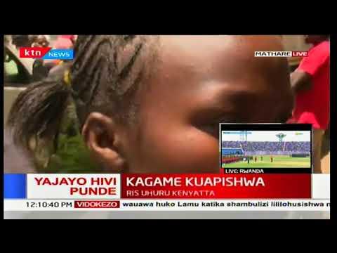 Msaada wa Redcross : Walioathirika katika eneo la mathare, Kibra kupokea chakula