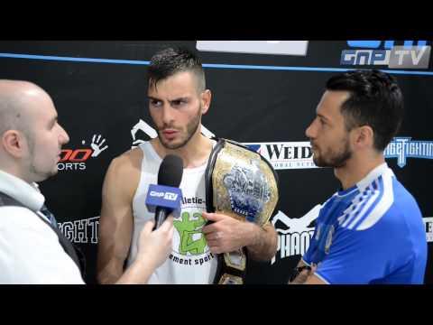 Mix Fight Gala 18 Interview: Arman Hambaryan after winning 4-Man-Tournament