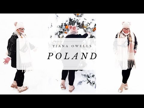 TRAVEL DIARY: POLAND × Zakopane | Tiana Owells