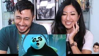 Kung Fu Panda 3 Trailer #3 Reaction by Jaby Koay & Uasakura!